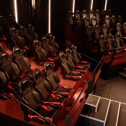 Flying Cinema Tour de Helsinki