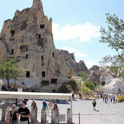 Cappadocia Red Tour: 1-Day Excursion from Göreme