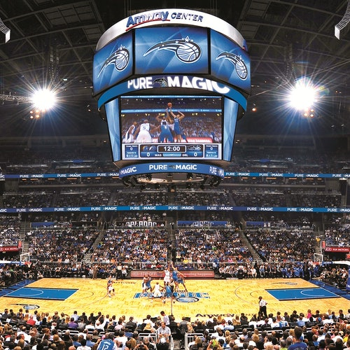 Orlando Magic NBA Game