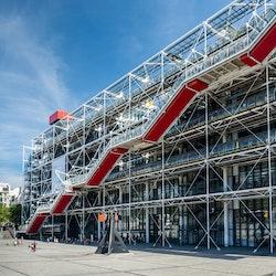 Imagen Centro Pompidou