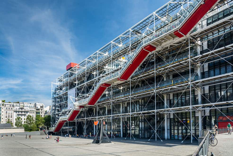 Tickets for Centre Pompidou | Tiqets