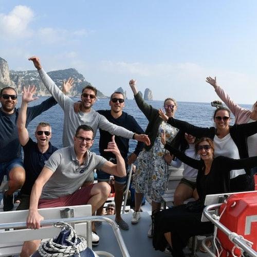 Ferry de Piano di Sorrento a Capri