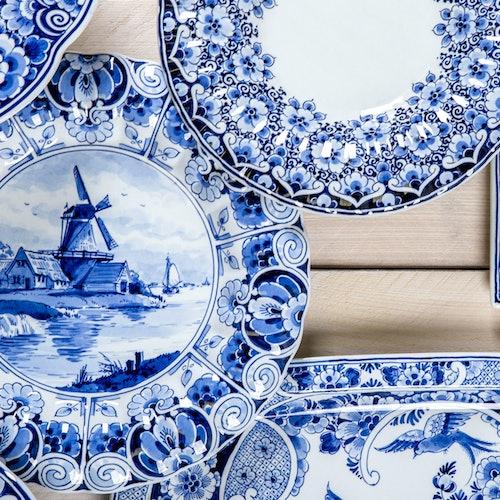 Delft Blue Workshop: Paint Your Own Tile