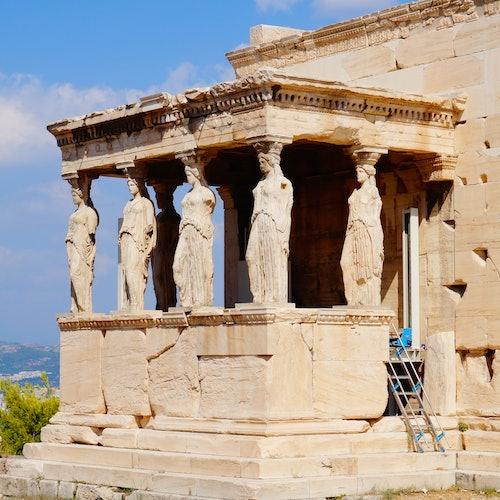 Acrópolis de Atenas: Entrada sin colas + Visita guiada