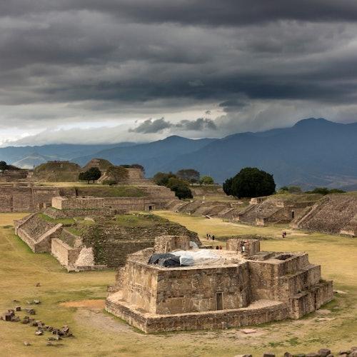 Monte Albán, Arrazola, Cuilapan y Coyotepec: Tour de día desde Oaxaca