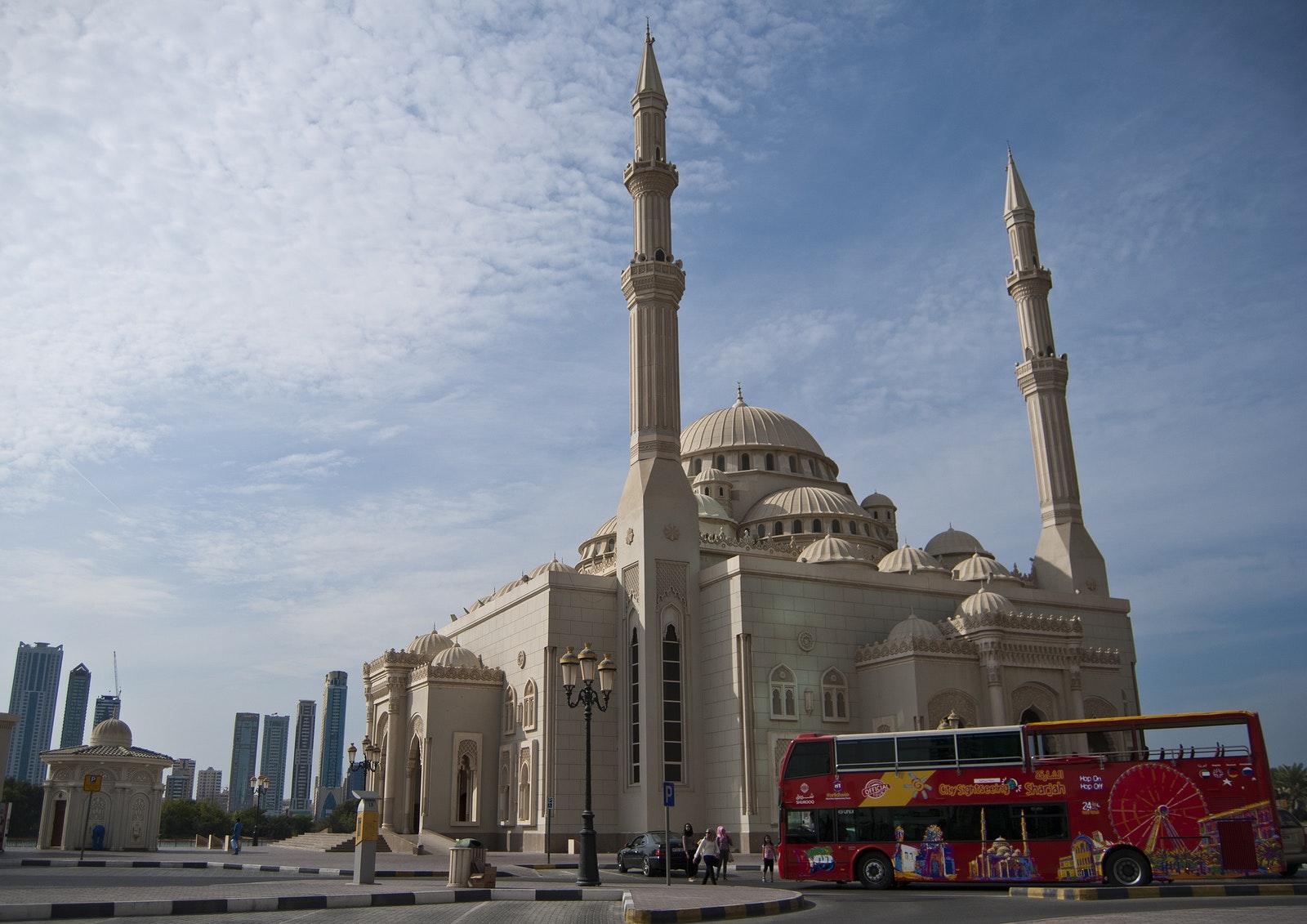 Tickets for Hop-on Hop-off Bus Sharjah  Image