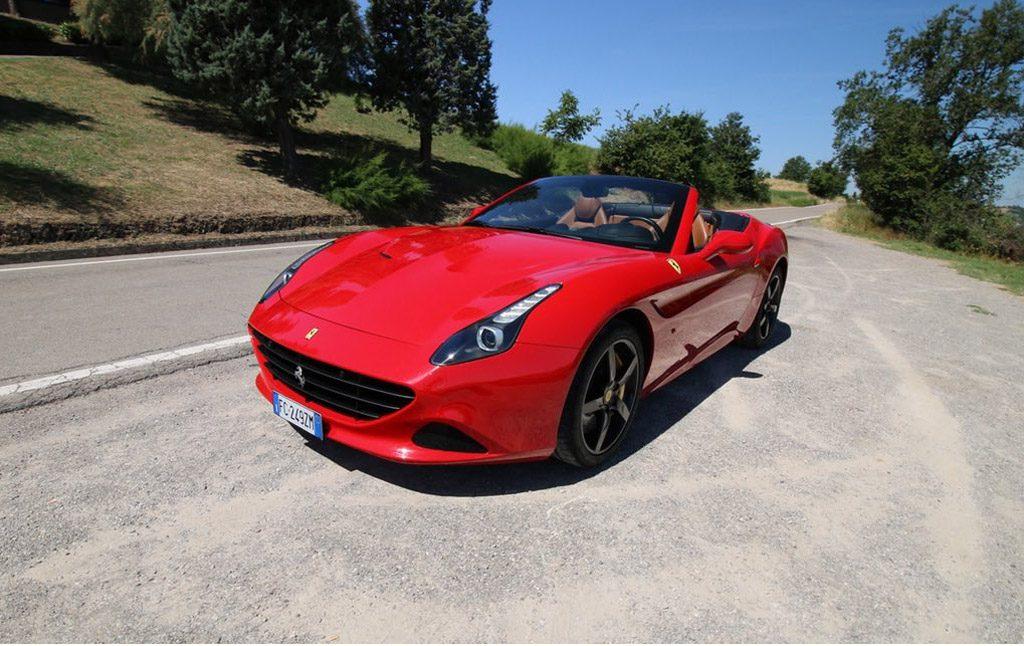 Tickets for Ferrari Test Drive - Ferrari California
