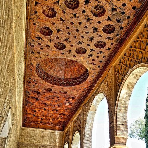 Alhambra + Generalife + Alcazaba: Sin colas