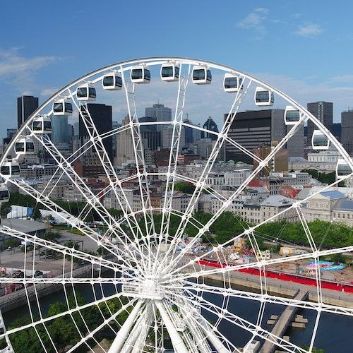 La Grande Roue de Montréal: Ferris Wheel Admission