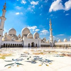 Tickets, museos, atracciones,Mezquita Sheikh Zayed,Ferrari World