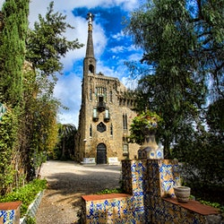 Imagen Torre Bellesguard + Audioguide