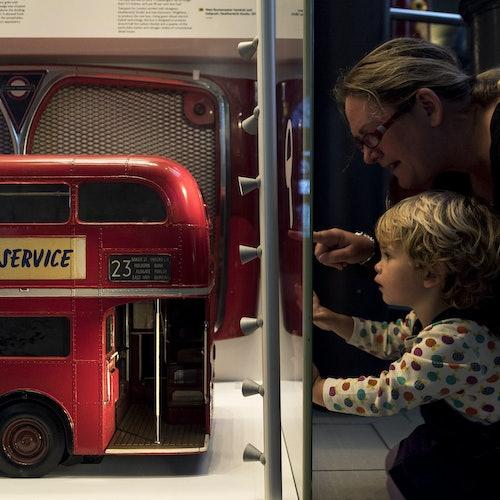 Museo del Transporte de Londres