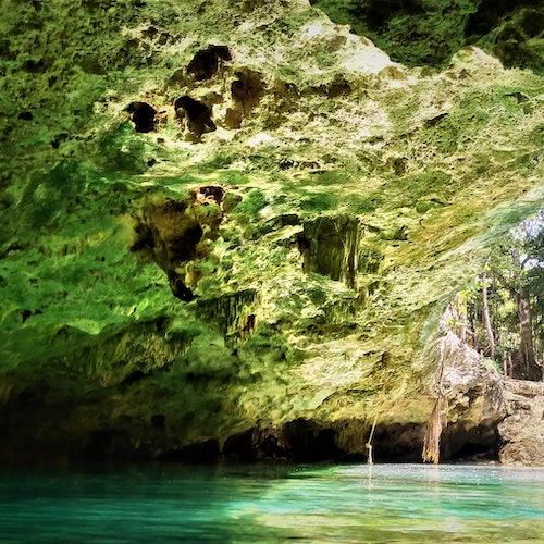 Tour de día de las ruinas mayas de Tulum, cenote Mariposa y Playa del Carmen