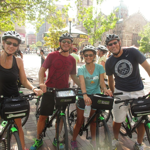 Tour en bici de Boston