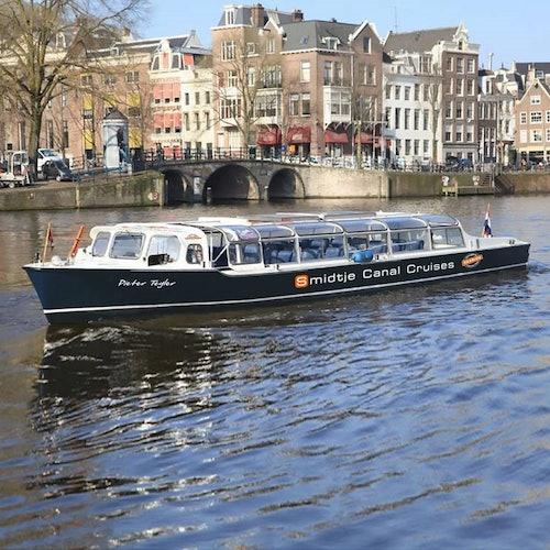 Barco turístico Haarlem