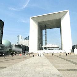 Imagen La Grande Arche: Plataforma de observación + Museo