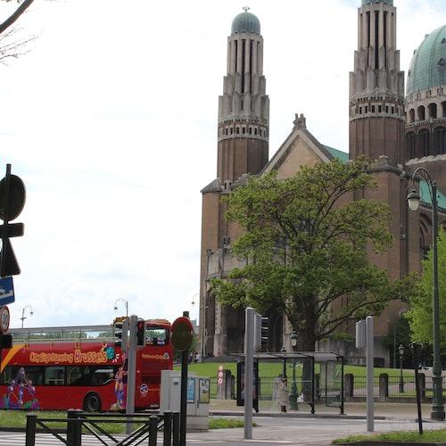 Bus turístico Bruselas