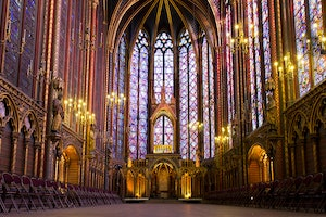 Sainte Chapelle and Conciergerie