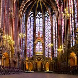 Imagen Sainte Chapelle: Entrada preferente
