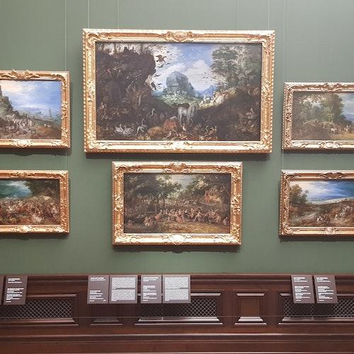 Gemäldegalerie Alte Meister Dresden & Zwinger: Guided Tour