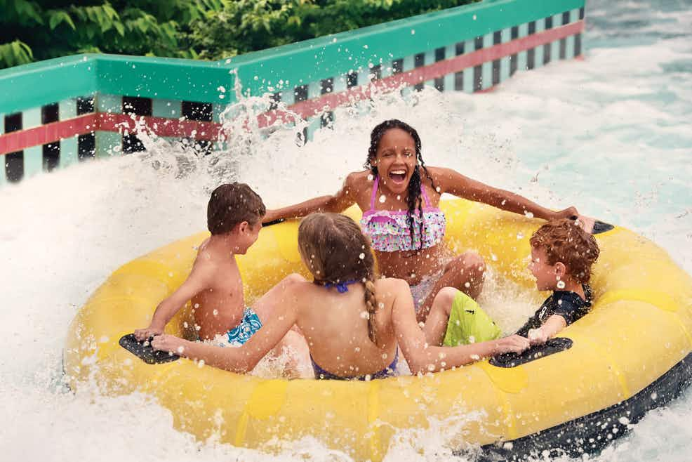 Busch Gardens Williamsburg Water Country Usa Tiqets