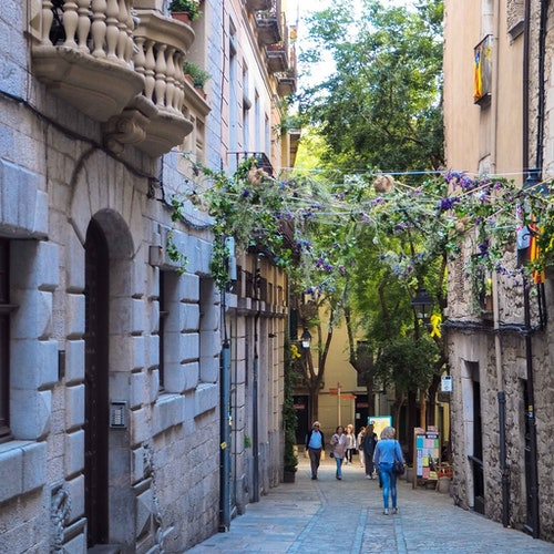 Catedral de Gerona y casco antiguo: Tour guiado