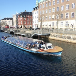 Tickets, museums, attractions,Cruise Copenhaguen channels