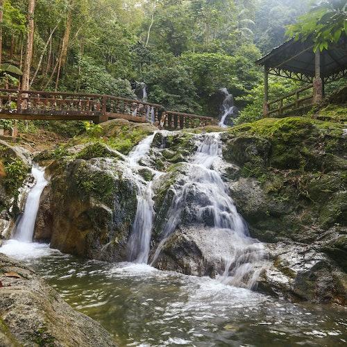 Templer Park: Half-Day Tour from Kuala Lumpur