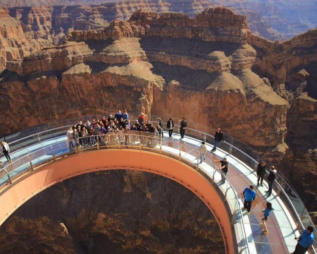 Tickets For Grand Canyon Skywalk Express Flight
