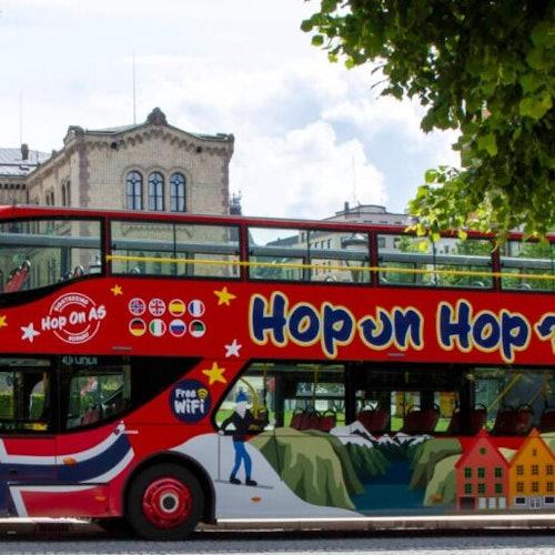 Hop-On Hop-Off Bus Oslo