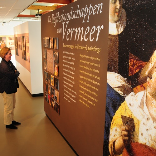 Centro Vermeer de Delft