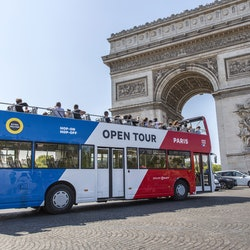 Imagen Open Tour di Parigi in bus Hop-on Hop-off