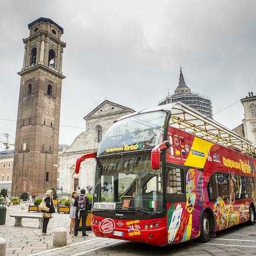 Museo Nacional del Cine: Sin colas + Bus turístico