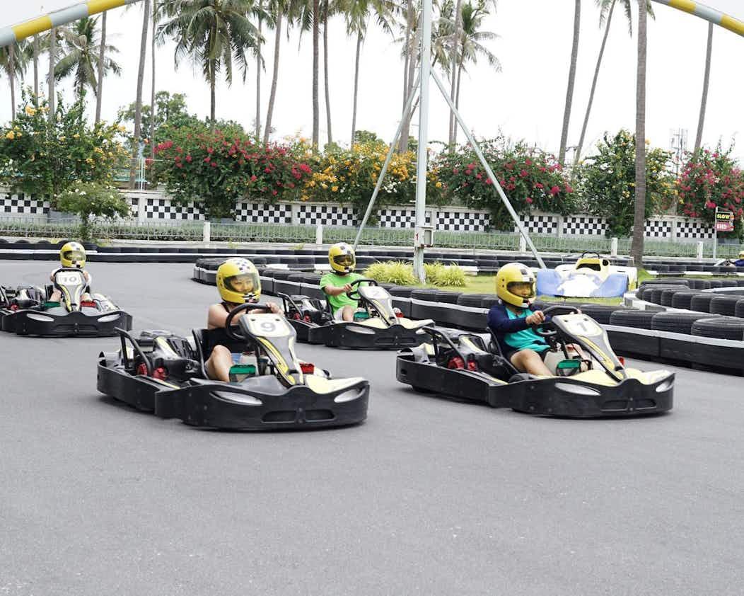 Tickets for EasyKart Pattaya