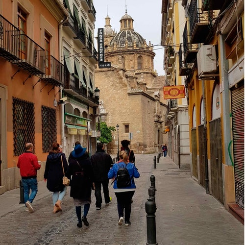 Federico García Lorca: Guided Tour in Granada