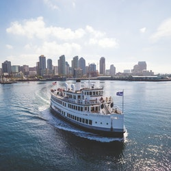 San Diego Champagne Brunch or Dinner Cruise