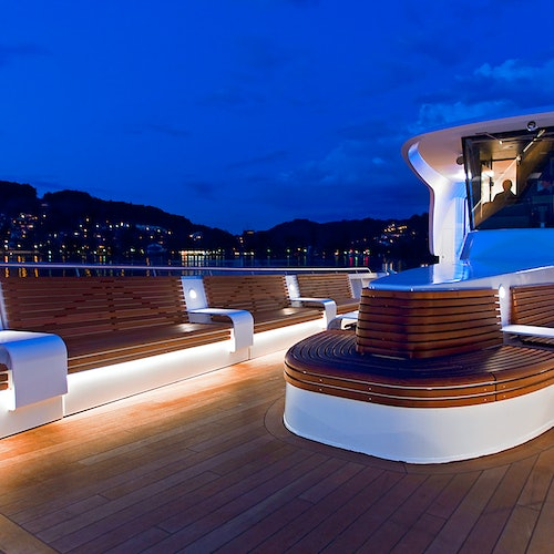 Panoramic Cruise on the MS Saphir