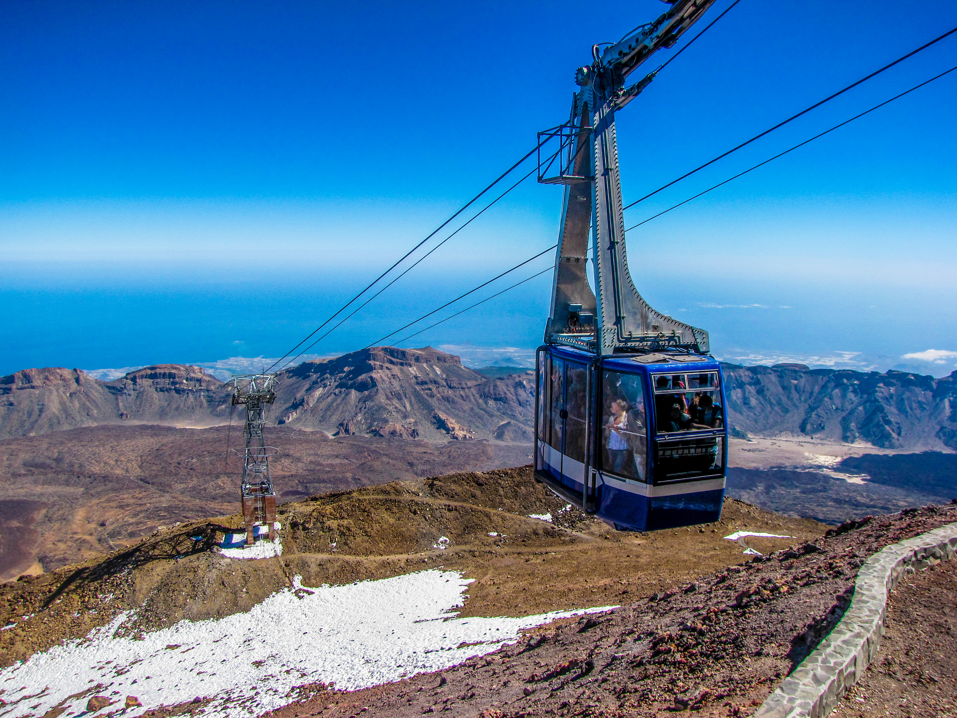 Tickets for Teide Cable Car