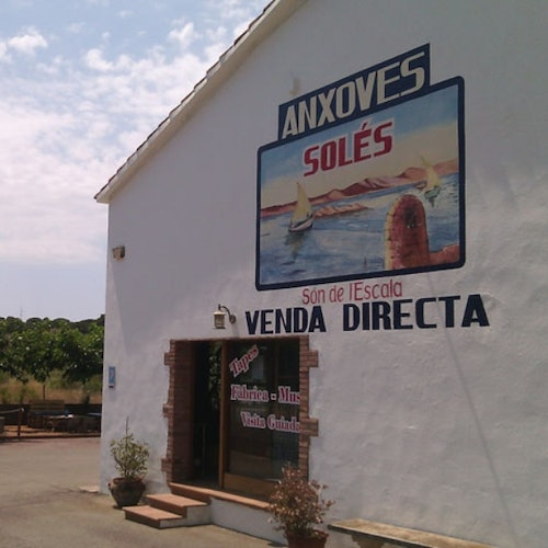 Solés Anchovy Factory-Museum