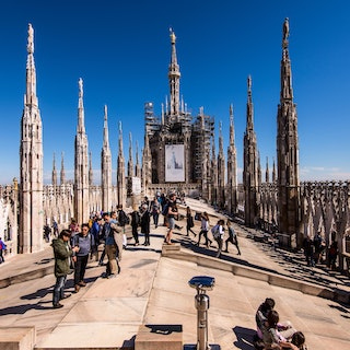 Tickets For The Duomo Di Milano Rooftop Museum