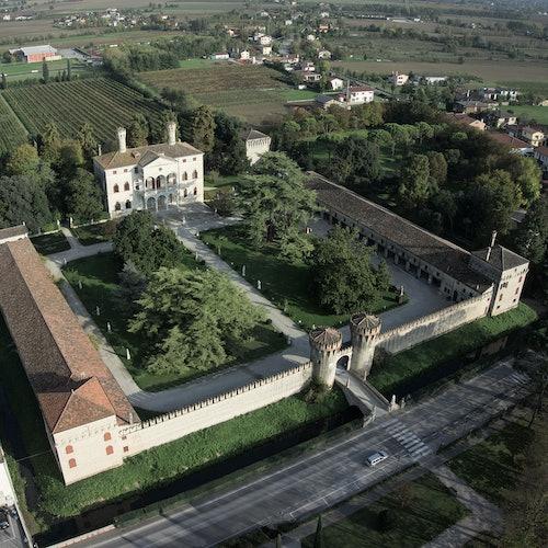 Castello di Roncade: Visita guiada y cata de vinos