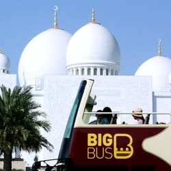 Hop-On Hop-Off Bus Abu Dhabi
