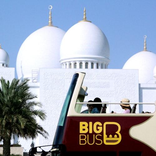 Bus turístico Abu Dabi