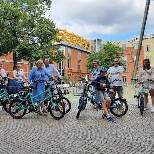 Tour completo de Gante en bici
