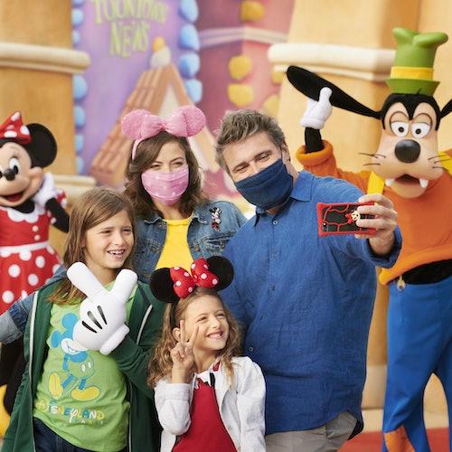 Disneyland® París: Entrada 1 día + Transporte