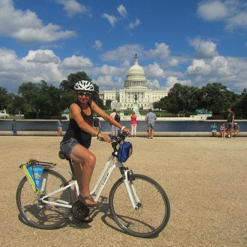 Washington D.C. Capital Sites Bike Tour