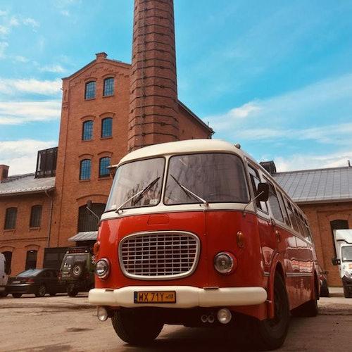 Tour en bus retro: El lado oscuro de Varsovia