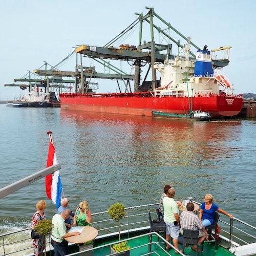 Rotterdam Harbor Cruise - Spido