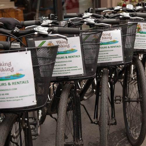 Viking Biking: Alquiler de bicis en Oslo