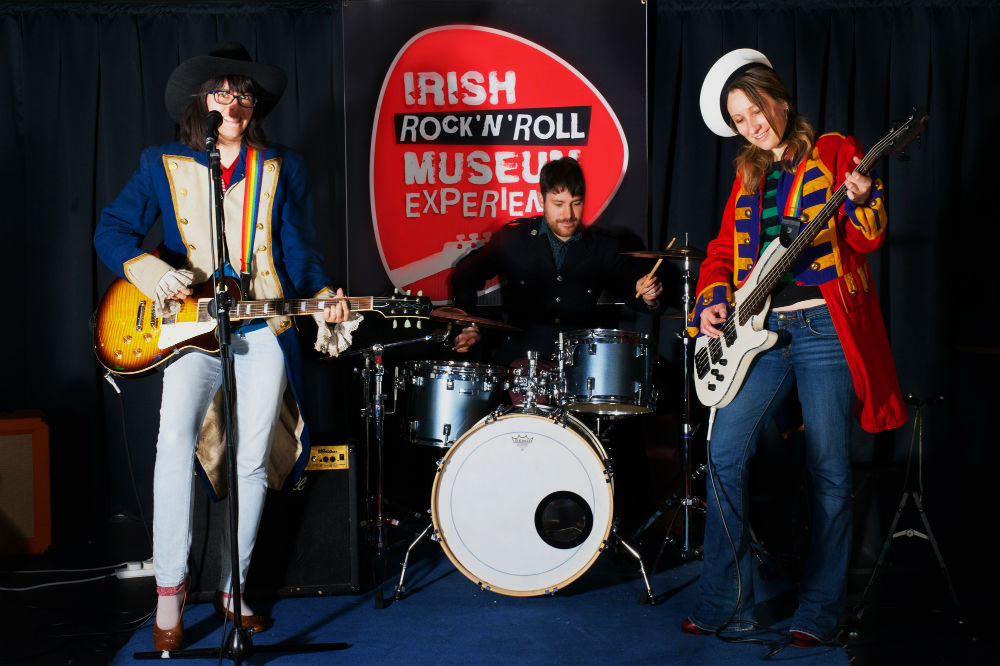 Tickets for The Irish Rock 'n' Roll Museum Experience